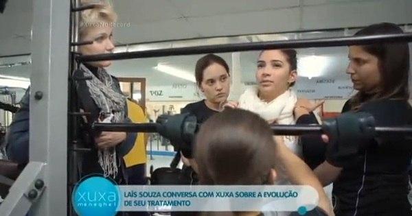 Dois anos após ficar tetraplégica, Laís Souza comenta recuperação ...