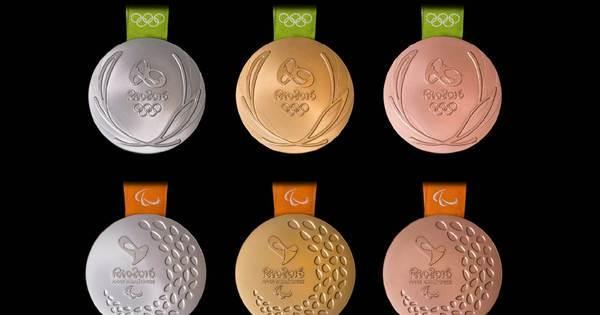Medalhas da Rio 2016 acompanham a beleza da história dos Jogos ...