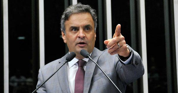 Machado revela propina de R$ 1 milhão para Aécio em 2000 ...