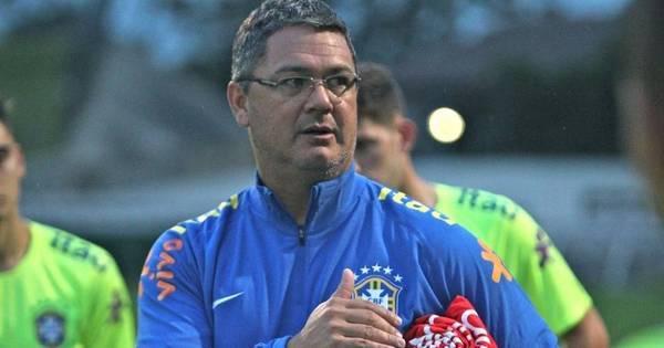 Rogério Micale será o técnico da seleção olímpica - Rede record ...