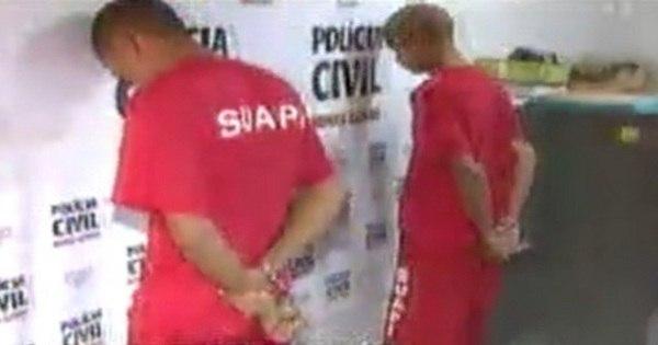 Avó de traficantes gêmeos entrega netos à polícia - Notícias - R7 ...