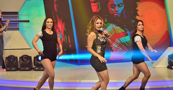 Rodrigo Faro recebe Lexa, Carla Cecato e Felipe Folgosi no ...