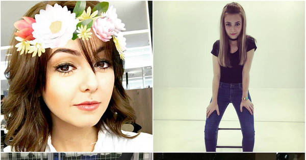 Visual da moda, salto alto e barriga de fora! Veja 50 fotos de Klara ...