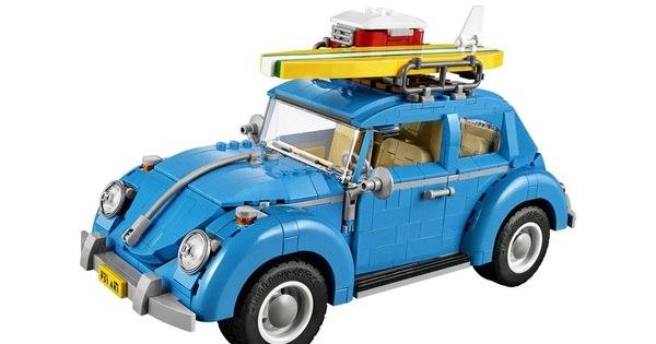 Lego cria Volkswagen Fusca dos anos 70 com 1.167 peças ...