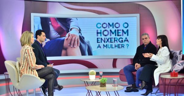 The Love School debate com especialistas a violência sexual ...