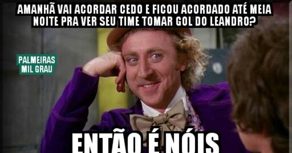 Gol de ex-Palmeiras alimenta memes do Brasileirão - Fotos - R7 ...