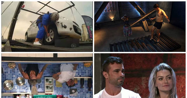 Oito momentos que fizeram de Power Couple Brasil o melhor reality ...