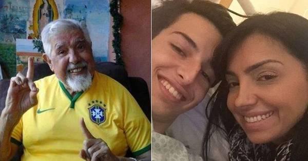 Mortes de Professor Girafales e filho de Eyshila marcam a semana ...