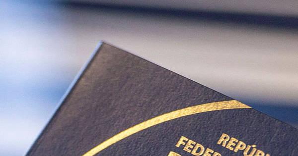 Casa da Moeda retoma produção de passaportes após falha em ...