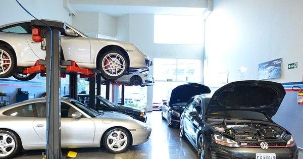 Oficina de preparação de motores abre as portas para o R7 e ...