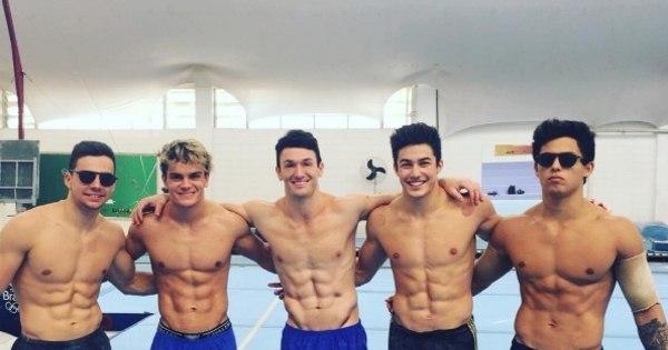 Seleção masculina de ginástica ainda não está 'totalmente definida ...