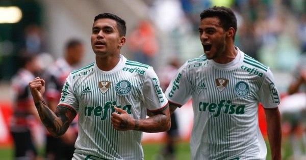 Palmeiras vence Santa Cruz e dorme na liderança do Campeonato ...