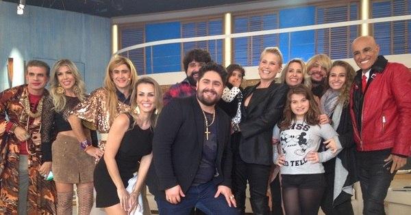 Xuxa recebe casais eliminados do Power Couple Brasil - Xuxa - R7 ...