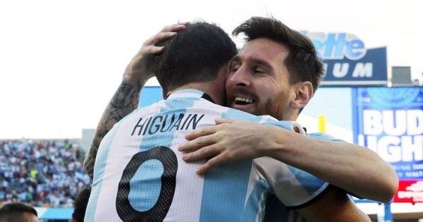Argentina atropela Venezuela e é semifinalista da Copa América ...