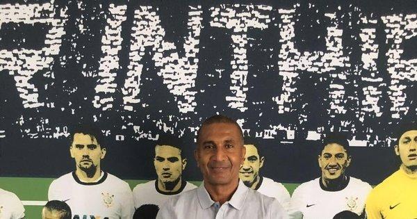 Cristóvão Borges é o novo técnico do Corinthians e já assiste à ...