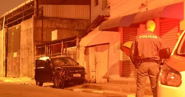 Oito pessoas são baleadas na zona norte de São Paulo neste ...