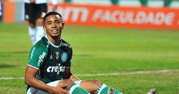 MSG? Barcelona vê Gabriel Jesus como possível substituto de ...