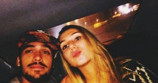 É o amor! Filha de Renato Gaúcho assume romance e frustra fãs ...
