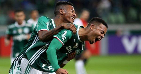 Palmeiras joga em casa para manter a liderança do Brasileirão ...