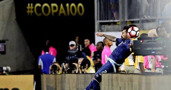 Lavezzi sofre fratura no cotovelo e desfalcará a Argentina em final ...