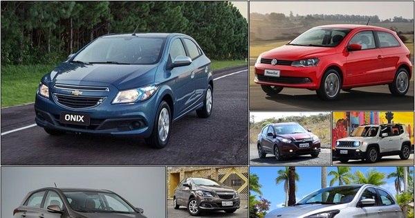 Veja o preço médio do seguro dos carros mais vendidos - Fotos ...