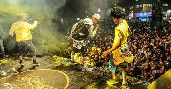 Rio Parada Funk terá 12 palcos neste domingo no Aterro do ...