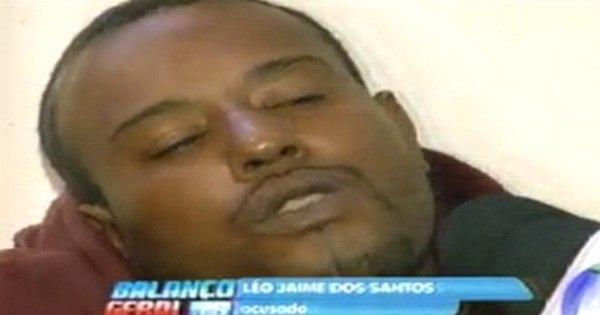 Assaltante capturado culpa crise econômica por crime - Notícias ...