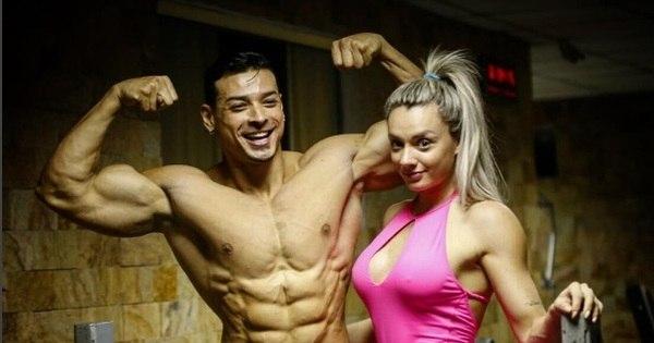 Juju Salimeni e Felipe Franco não vão descuidar da dieta nem nas ...