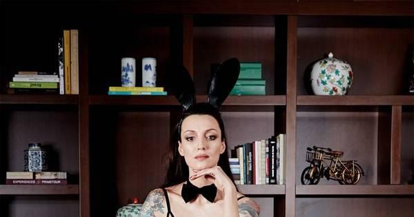 Marina Dias é a capa da nova edição da Playboy. Saiba quem é a ...