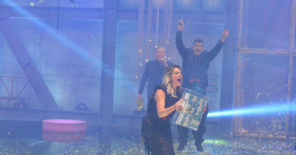 "Laura Keller e Jorge Sousa vencem o Power Couple Brasil: ""Quem ..."
