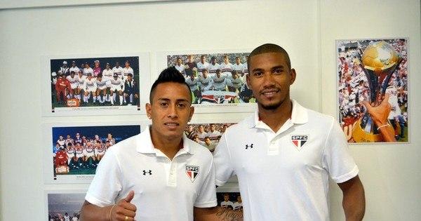São Paulo desiste de contratar jogador que já ofendeu time nas ...