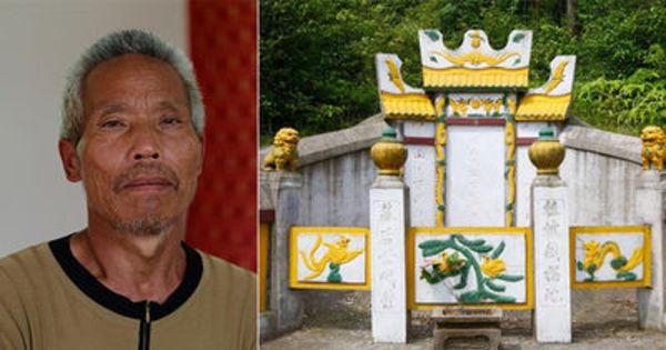 """Cremado em 2012, chinês """"volta do além"""" e aparece diante da ..."""