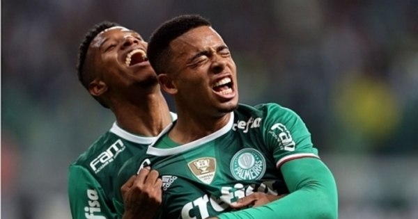 Palmeiras teme que Neymar influencie Gabriel Jesus para jogar ...