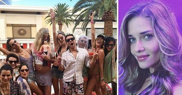 Ana Beatriz Barros ignora festa de despedida de solteira ...