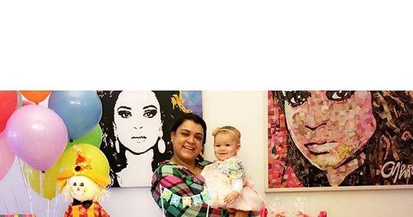 Preta Gil mostra festa de sete meses da neta - Entretenimento - R7 ...
