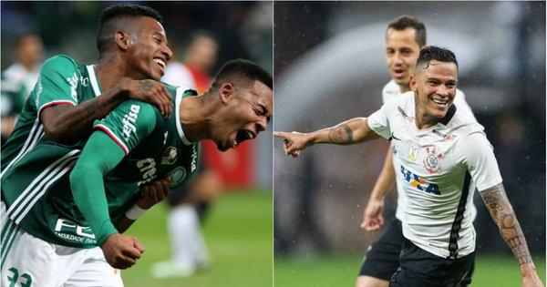 Palmeiras e Corinthians dominam sábado de futebol pelo Brasil ...