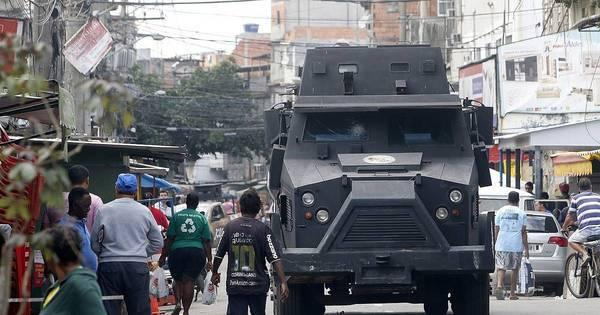 Mais de 20 mil alunos ficam sem aula no Rio em dia de operações ...