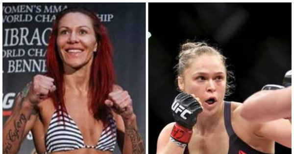 "Cyborg diz que ""vai matar"" ex-campeã Ronda Rousey - Esportes ..."