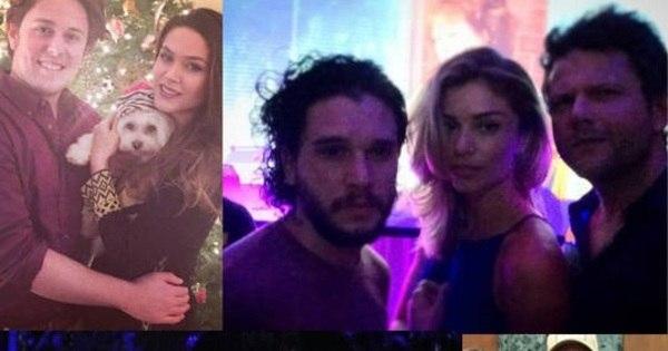 Quem são os famosos brasileiros que fisgaram o coração de gringos