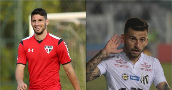 """""""clássico da paz"""", Santos e São Paulo se enfrentam por vaga no G4"""