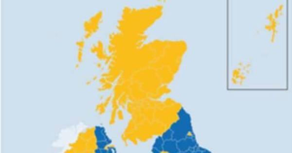 """""""Velha Inglaterra"""" decidiu pela saída do Reino Unido da União ..."""