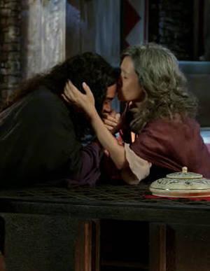À beira da morte, Lemuel revela que Baraquias é filho de Leila