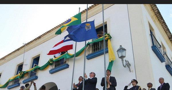 Cachoeira se torna sede do Governo em comemoração - Notícias ...