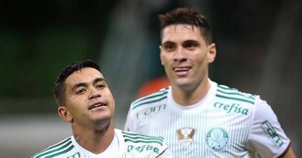 Agora alvo no Brasileirão, Palmeiras quer manter a liderança contra ...