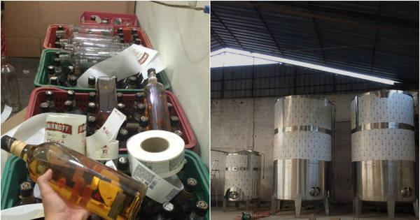 Polícia prende funcionários de fábrica que fornecia bebidas ...