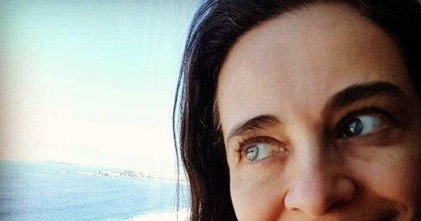 Foto de Carla Vilhena sem maquiagem faz sucesso na internet ...