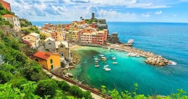 No verão europeu, saiba quais praias exóticas você precisa conhecer