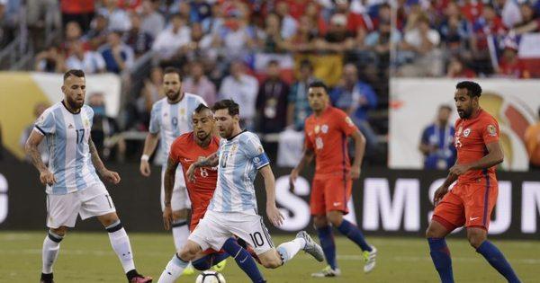 Lionel Messi perde pênalti e Chile conquista o título da Copa ...