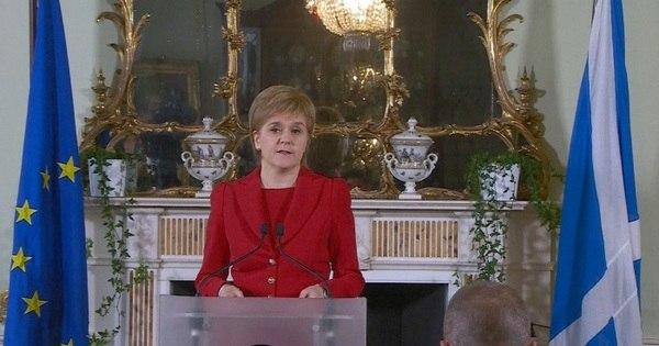 Escócia pode vetar legislação de saída britânica da UE para ...