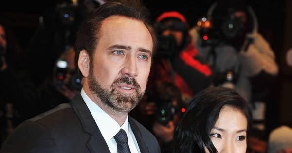 Nicolas Cage terminou casamento após traição da mulher, diz site ...